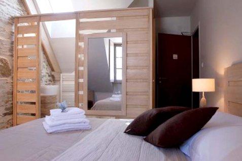 Chambre – Hôtel de la Vinotière