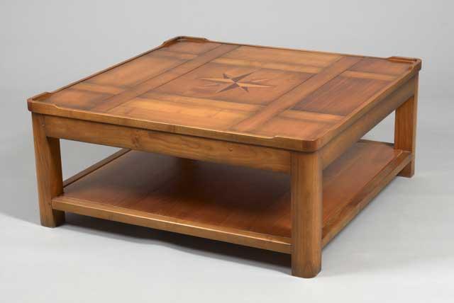 table de style marin